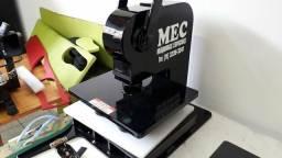 Máquina de Chinelos Manual Corte Duplo