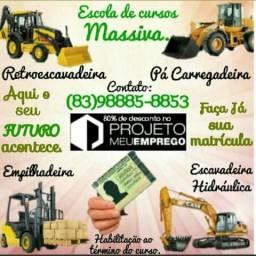 Curso na área da construção civil