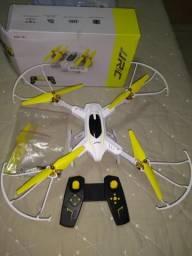 Drone jjrc h39wh com câmera 720p