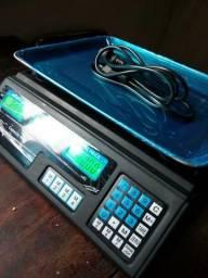 Balança digital de 40 kg uso comercial produto novo com garantia