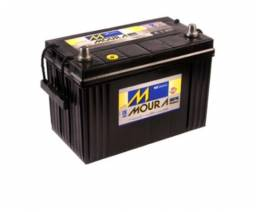 Bateria nova 100 ah Moura