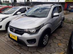Fiat Mobi way 1.0 4P 2016/2017 R$ 32.500,00 - 2017