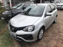 Toyota etios x plus 1.5 - 2018