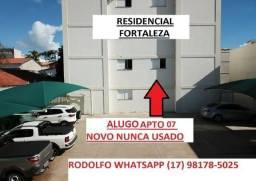 Aluga - se Apartamento em região central - Votuporanga-sp