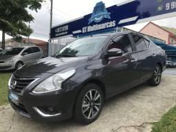 Nissan Versa 1.6 Sl CVT 2018 Completo - 2018