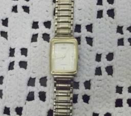 12782a7e914 Relógio Antigo Orient Dourado Unissex