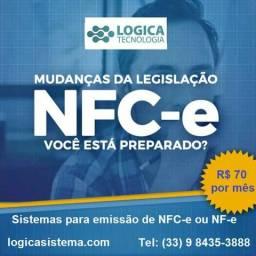 Automação comercial , cupom fiscal NFC-e