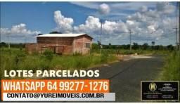 Lotes parcelados 150 por mês com 360 metros - Sítio a Venda no bairro A Menos de...