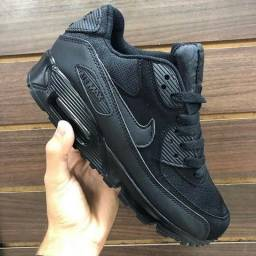 68421678449 Tênis Nike Air max 90 preto