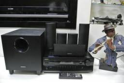 Home Theater Onkyo Ht-r380 5.1 Hdmi Completo