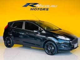 Ford Fiesta sel 1.6 novissimo - 2017
