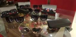 Oculos feminino Prada, Gucci, Ray Ban.