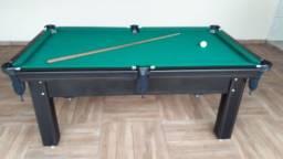 Mesa Tentação Redinha Cor Tabaco Tecido Verde Mod. FKFV8861
