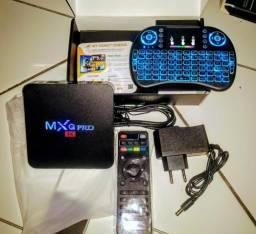 Tv box mxq pro 4k 2gb 16gb interna