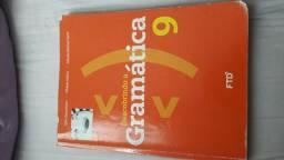 Livro didático de português 9°ano Descobrindo a Gramática