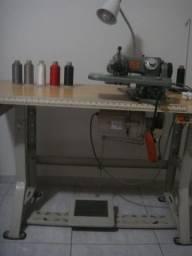 Máquina industrial japonesa, para bainha invisível