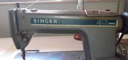Maquina costura Reta Singer 491 D