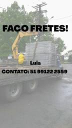 FAÇO FRETE!!