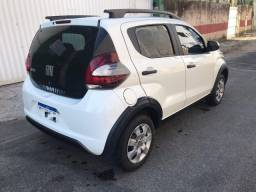 Fiat Mobi Way 2018 ( troco )