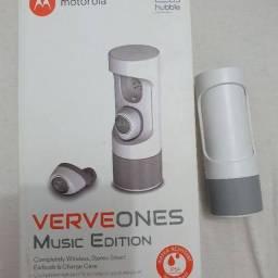 Fone de ouvido Motorola VerveOnes Music Edition Bluetooth