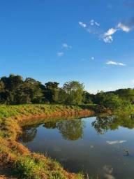 Chácara parcelada com lago, em Petrolina