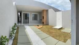 Belíssimas casas na Itaitinga - 3 quartos - Prontas para morar