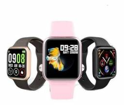 Smartwatch P90 resistente a água