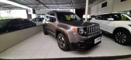Jeep renegade sport automatico flex, único dono 56mil km