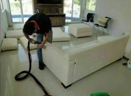 Lavagem a seco em domicílio