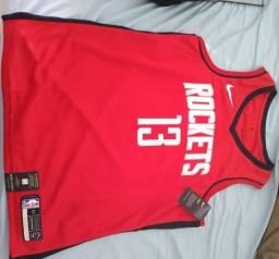 Regata Nike James Harden Rockets Icon Edition Masculina (tamanho G) comprar usado  São Paulo