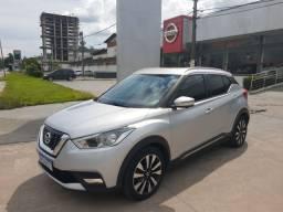 Nissan kicks 1.6 cambio CVT 2017