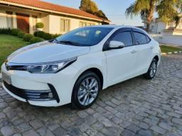 Corolla 2.0 xei automático 2019 Único dono c 23.500km