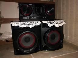 Mini system lg 440 wtts