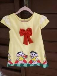 Vestido Infantil, temático