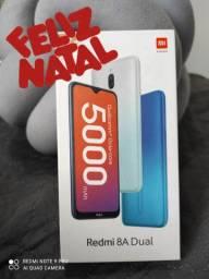 Já é natal! Redmi 8A da Xiaomi.. Novo lacrado com garantia e entrega hj