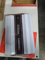 Módulo Taramps DS800x4 Novoooooo na caixa.