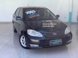 Toyota Corolla Xei 1.8 2003 Automático