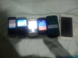Vendo esses celulares