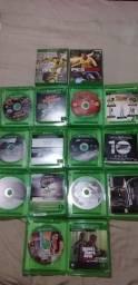 Vendo todos esses jogos xbox one