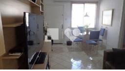 Apartamento à venda com 1 dormitórios em Jardim do salso, Porto alegre cod:REO421072