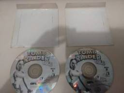 Jogo antigo pc original Lara Croft Tomb Raider 1 Gold Unfinished Busines