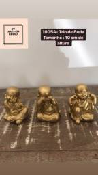 Trio de Budinhas