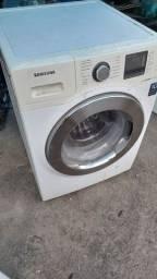 Maquina de lavar roupa com defeito