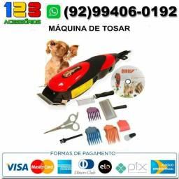 Kit Máquina de Tosar Entrega Grátis
