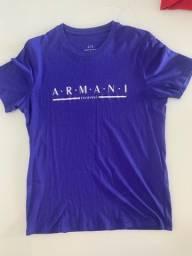 Título do anúncio: Camiseta Armani Exchange