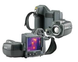 Termovisor Flir T420 - Termógrafo - Câmera Termográfica