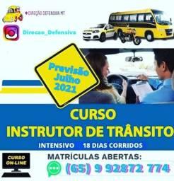 Curso Online de Instrutor de Transito