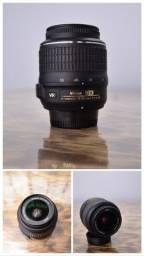 Lente Nikon 18-55mm VR