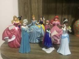 Colecionável princesas da Disney