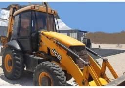 Retro Escavadeira Jcb 3C<br><br>